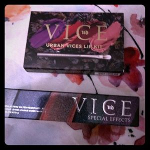 Nip Urban decay lip kit&special effects lip color